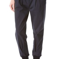 Band of Outsiders Gathered Cuff Pants | SHOPBOP