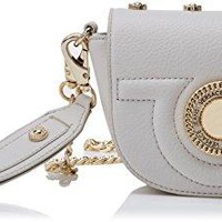 Versace EE1VRBBL3 White Wallet on Chain