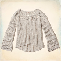 Crescent Bay Bell Sleeve Sweater