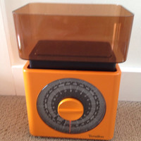 Kitchen Scale by Terraillon Made in France Vintage French Design Modern Retro
