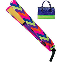 "Ultra CHI Rainbow Waves 1"" Flat Iron"