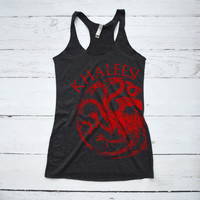 Khaleesi Game of Thrones Tank Top