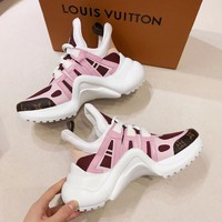 Louis Vuitton Lv Archlight Sneaker #1897