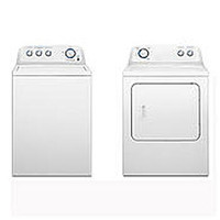 Kenmore 3.4 cu. ft. capacity top load washer & Kenmore 6.5 cu. ft. capacity electric dryer - Appliances - Washer and Dryer Sets - Washer and Dryer Bundles