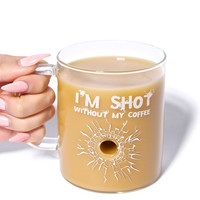 Big Mouth Toys I'm Shot Without My Coffee Mug Multi One