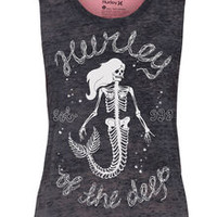 OF THE DEEP WOMENS BIKER TANK