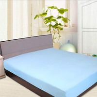 Bamboo fiber TPU bed protection pad toppers Waterproof Mattress Protector Cover hypoallergenic mattress