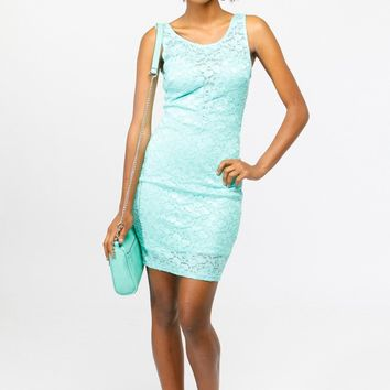 Floral Lace Sleeveless Dress @ Cicihot sexy dresses,sexy dress,prom dress,summer dress,spring dress,prom gowns,teens dresses,sexy party wear,women's cocktail dresses,ball dresses