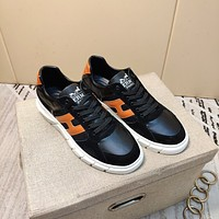 lv louis vuitton men fashion boots fashionable casual leather breathable sneakers running shoes 657