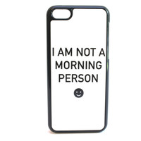 Not a Morning Person Phone Case
