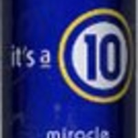 It's a 10 Miracle Finishing Spray, 1.7 Ounce