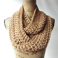 LIMITED OFFER Labor Day Sale Cowl Scarf Fall Winter Women's Accessory Infinity
