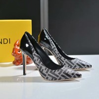 Fendi Trending High Heels Shoes Sandals