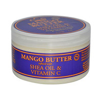 Nubian Heritage Mango Butter Infused With Shea Oil And Vitamin C 4 Oz