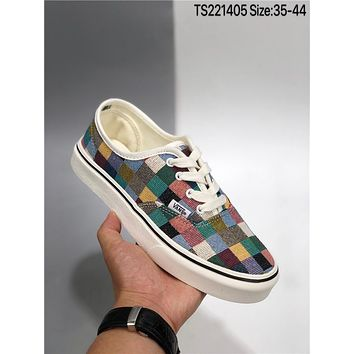 Urban.Outfiiters x Vans Autshentic cheap fashion Mens and womens sports shoes