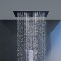 Axor Starck Ceiling-Mount Square Shower Head 10625821 | YLiving