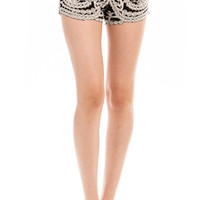 Must Have You Embroidery Shorts