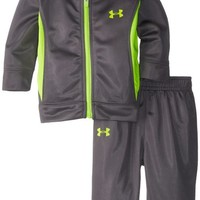 Under Armour Baby-Boys Newborn Precision Tricot Set