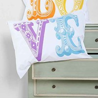 The Rise And Fall Love Pillowcase - Set Of 2- Multi One