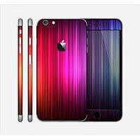 The Straigth Vector HD Lines Skin for the Apple iPhone 6 Plus