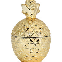 Glass Pineapple Jar - from H&M