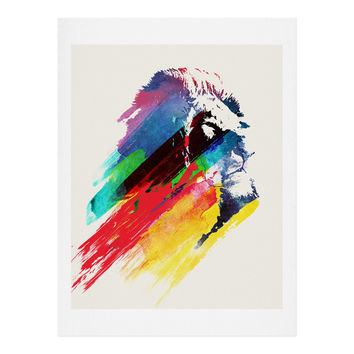 Robert Farkas Our Hero Art Print