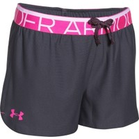 Under Armour Girls' Play Up Shorts | DICK'S Sporting Goods