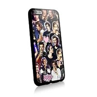 Harry Styles Collage One Direction for Iphone Case and Samsung Galaxy Case (Iphone 6 Plus Black)