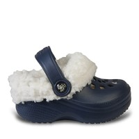Kids' Fleece Dawgs - Navy with White (Special Offer)