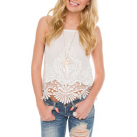 Sosie Lace Top