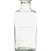 Glass Vase - from H&M