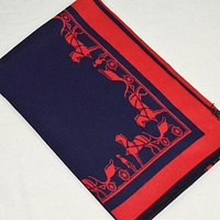 Perfect Hermès Women Wool Scarf Shawl Scarf