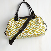 Fruits Ripe for the Traveling Weekend Bag by ModCloth