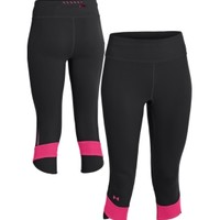 Under Armour Women's Power In Pink Fly-By Compression Capris - Dick's Sporting Goods