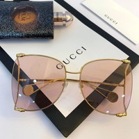 Gucci Women Fashion Popular Shades Eyeglasses Glasses