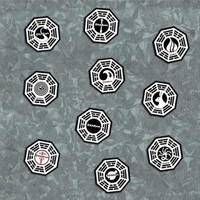 Dharma Initiative Original Magnets 20 by magnetiKmania on Zibbet