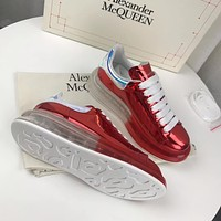 Alexander Mcqueen Oversized Sneakers With Air Cushion Sole Reference #4