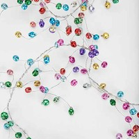 Jingle Bell Garland- Multi One