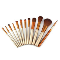 2016 NEW 12 pcs Naked 3 Professional Makeup Brushes Make Up Makeup Cosmetic Brushes Makeup Base Brush Beauty