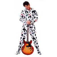 Buy KISS Star Child Mens Hooded Onesuits   World's Best PJ's