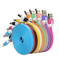 8pin to USB Cable Charger for Iphone 6, 6 Plus, 6S, 6S Plus, 5, 5s