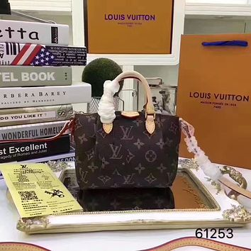 LV Louis Vuitton MONOGRAM CANVAS NANO TURENNE HANDBAG SHOULDER BAG