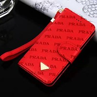 Perfect Prada Phone Cover Case For iphone 6 6s 6plus 6s-plus 7 7plus