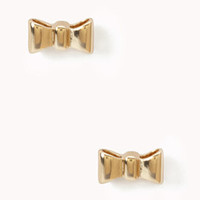 Etched Bow Studs