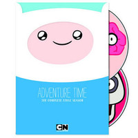 Adventure Time: Complete First Season DVD |