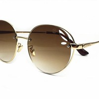 LV Women Fashion Popular Summer Sun Shades Eyeglasses Glasses Sunglasses [2974244578]