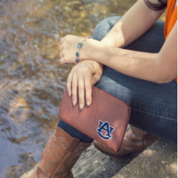 Auburn War Eagle Wrist Bag