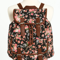 FLORAL DAYTRIP BACKPACK