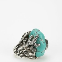 Spell & The Gypsy Collective Nevada Cactus Ring - Urban Outfitters
