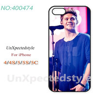 1D Phone Cases, iPhone 5/5S Case, iPhone 5C Case, iPhone 4/4S Case, Phone covers, niall horan, one direction Skins, Case for iPhone-400474